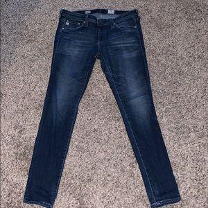 EUC AG Legging Ankle Super Skinny Jeans